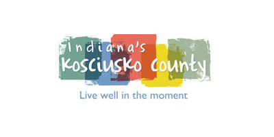 Kosciusko County Convention & Visitors Bureau Logo