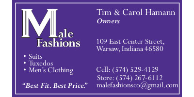 Male Fashions Logo