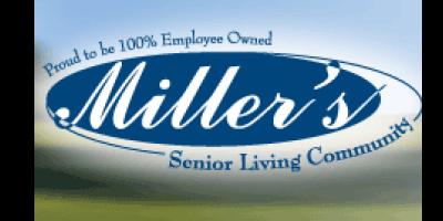 Miller's Senior Living Community Logo